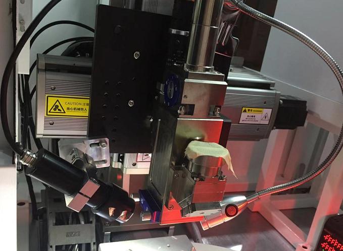 激光焊接机的质量对激光束是否有影响