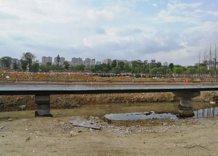 锦城湖防渗处理工程