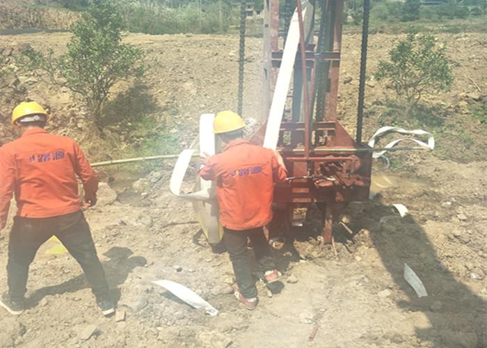 排水带施工工程