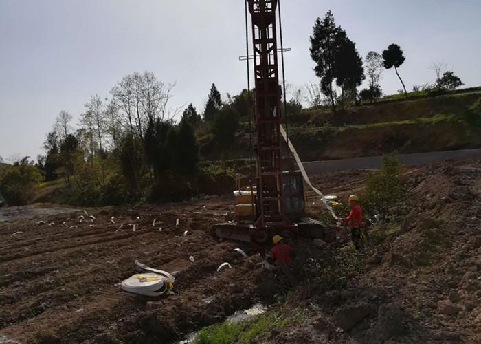 排水帶施工工程