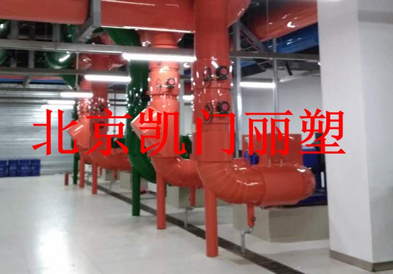 PVC保温外壳的应用