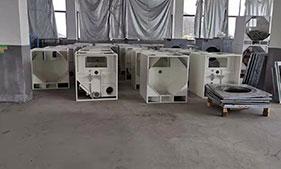 工业脱水机和洗衣机洗涤过程中注意事项