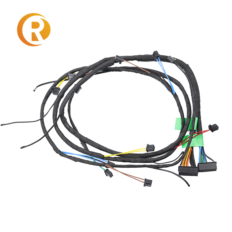 RCD-MC777 摩托车线束加工