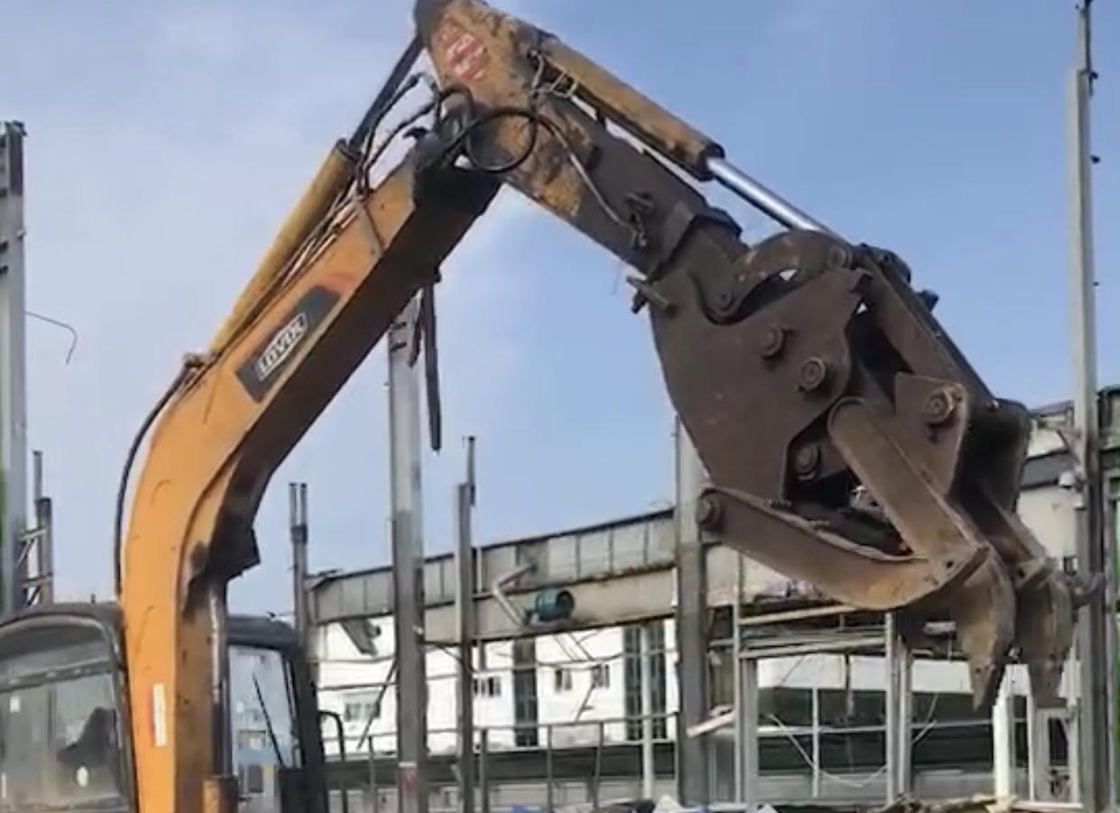 江苏工厂拆除