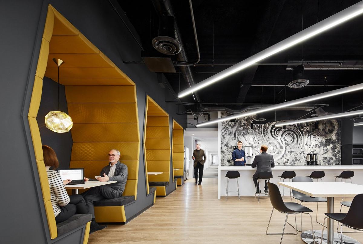 联合办公室多功能区如何设计?