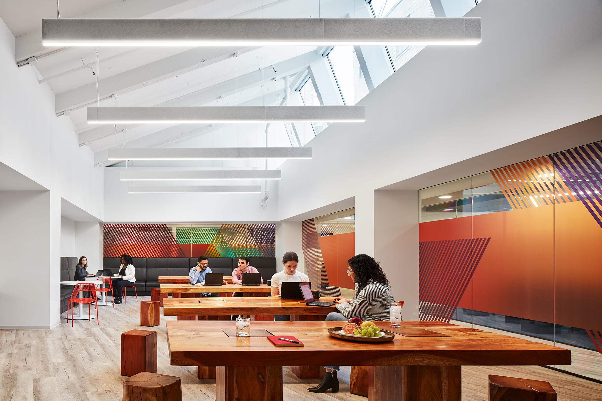 办公空间设计有哪些元素?