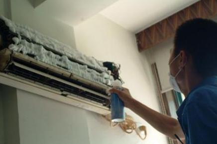 维修安装空调