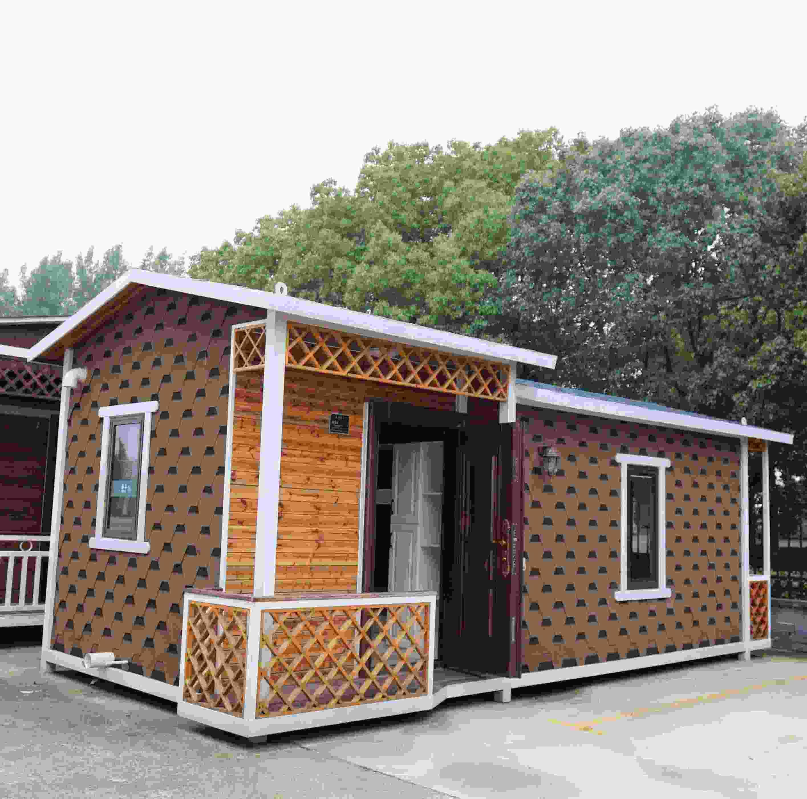 轻钢型别墅