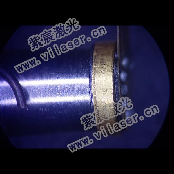 7PIN的10G模块TOSA与FPC焊接效果