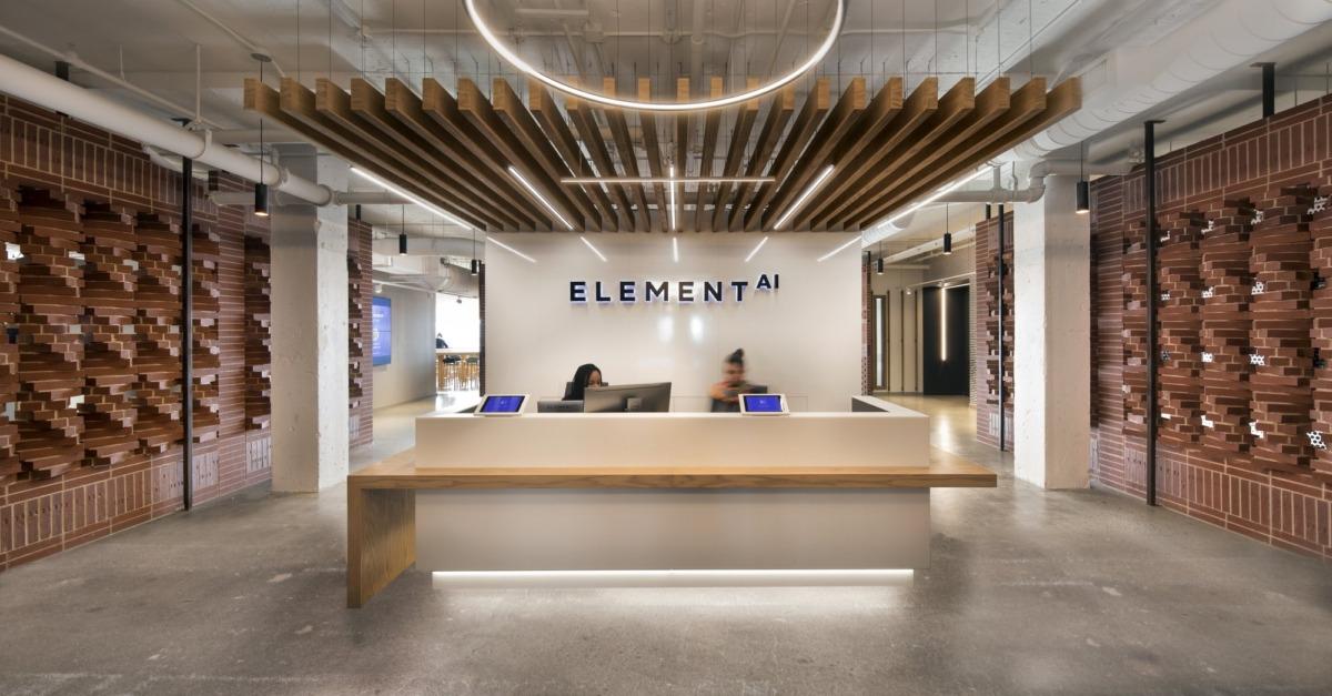 【工业风、科技、人工智能】办公空间设计