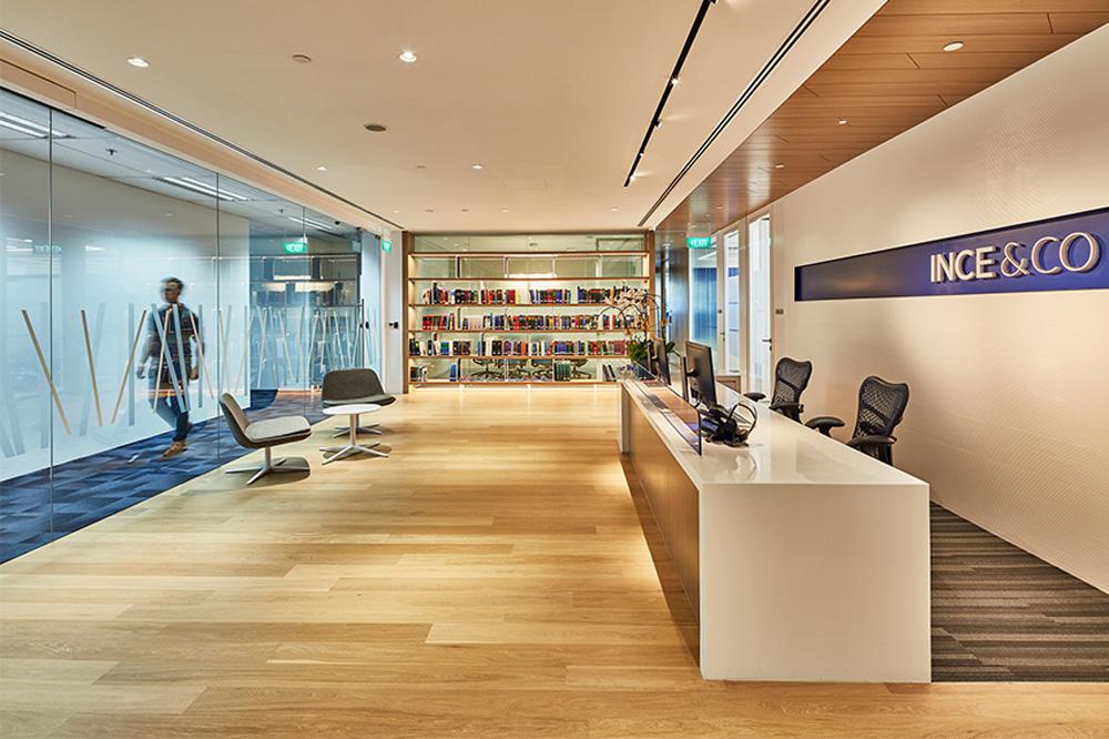 律师事务所办公空间设计