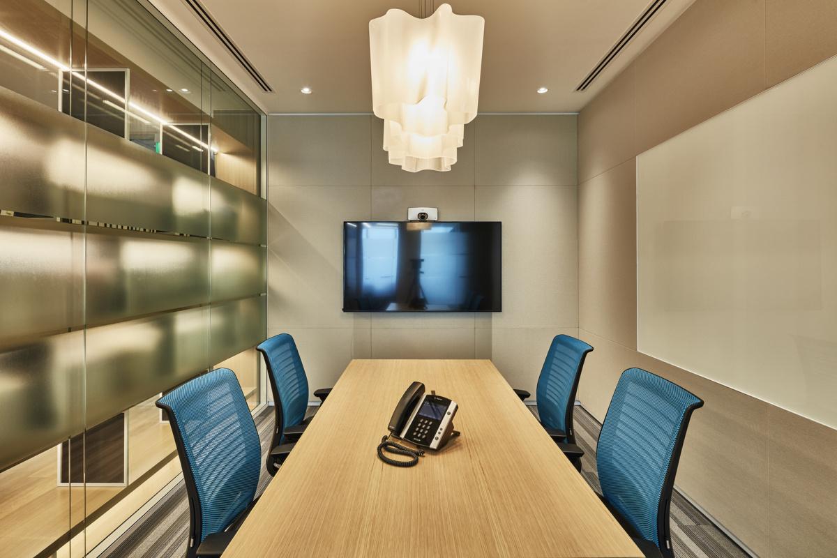 律师事务所小会议室设计
