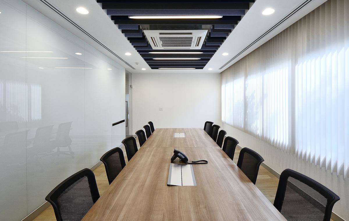 多元化会议室