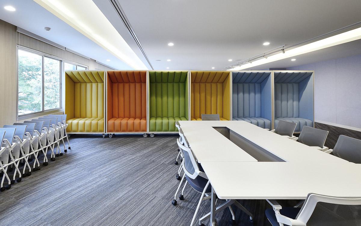 多元化办公空间之培训室