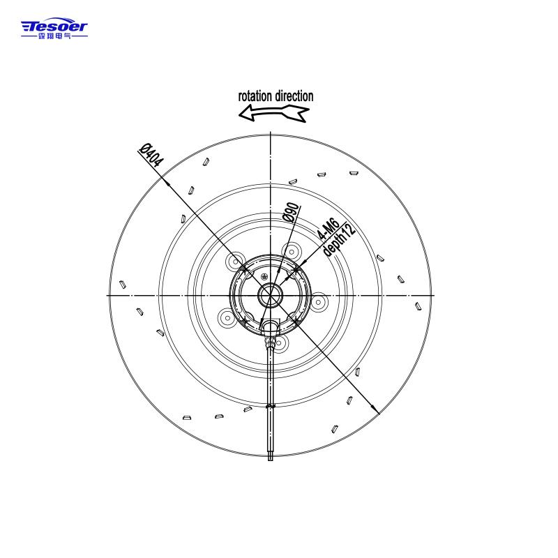 AC渦流風機-霆翔電氣