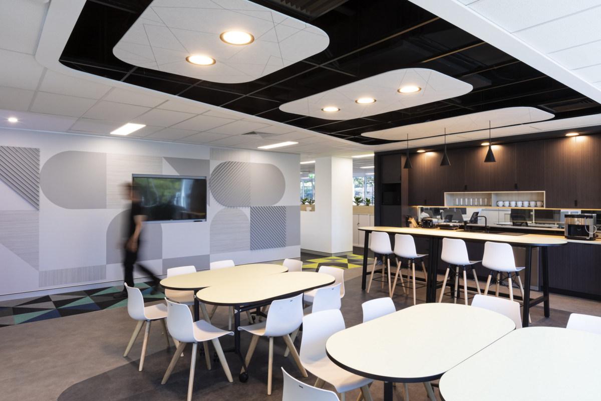 生物企业茶水间设计