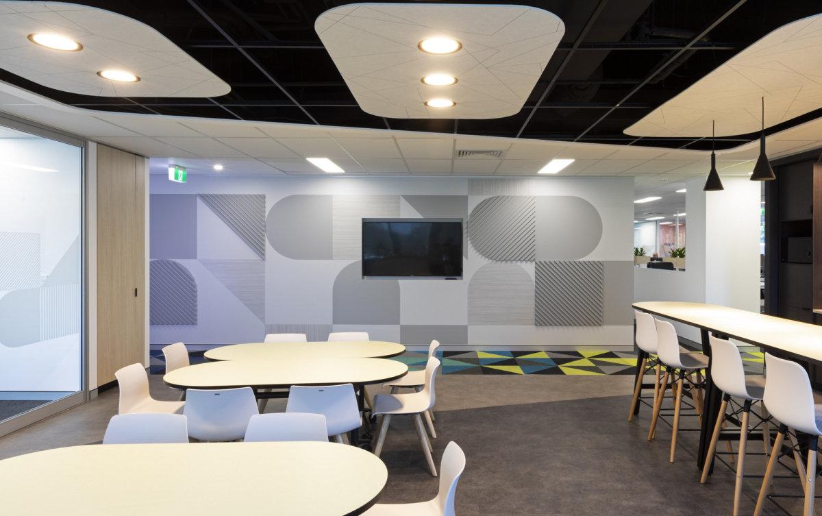 生物科技办公空间设计