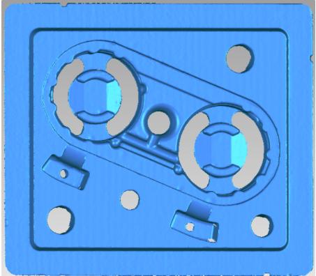 手持式激光3d扫描仪应用于铸件质量检测