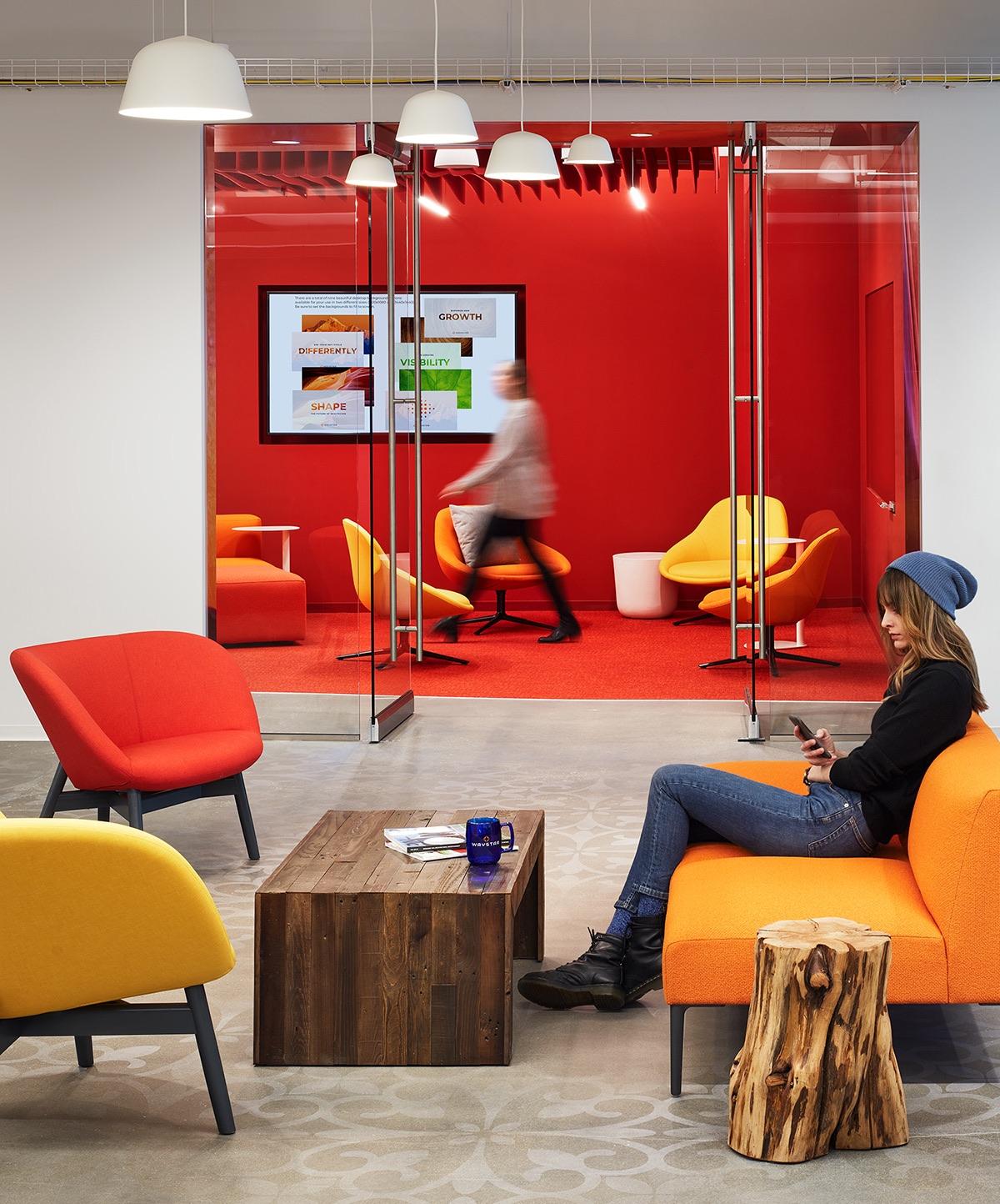 高端办公空间设计的组成部分是什么?