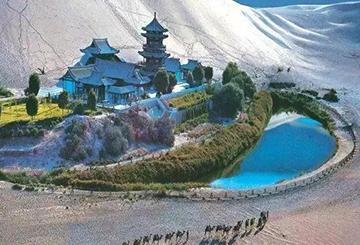 再不去就晚了,中国这九大美景,可能随时消失