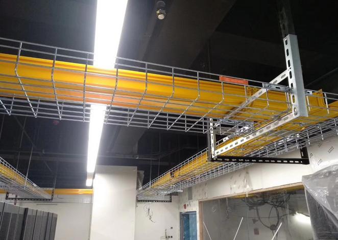 在数据中心、数据机房中的电缆桥架有哪些方面的用处