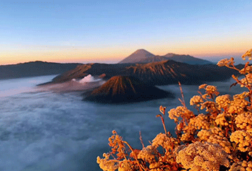 印尼火山探险+巴厘岛度假2020年活动发布