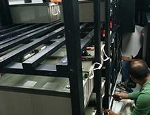 山特3C3PRO-60KS三进三出UPS产品案例-上海某交警大队