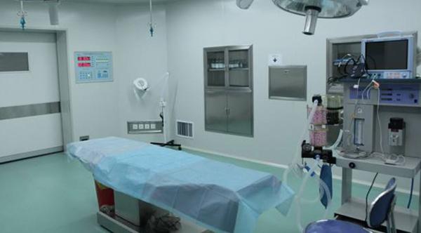 層流手術室