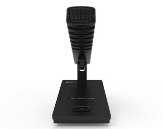 数字网络会议系统单元话筒—RJ-DN30D