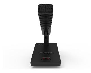 数字会议系统单元话筒—RJ-DN20C
