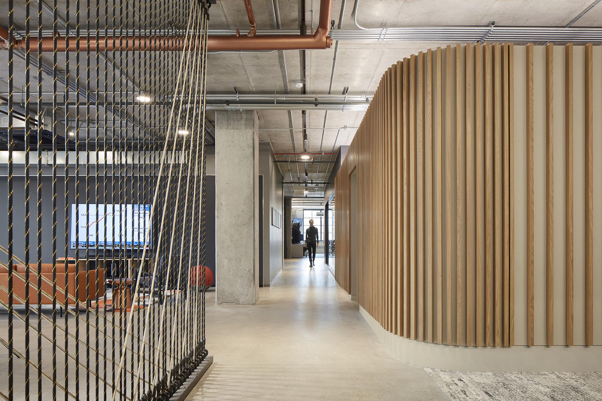 办公空间装饰材料