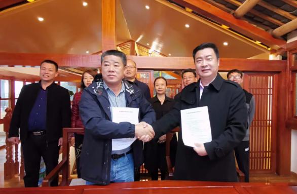 项目签约 | 东方龙商务集团助力移动智能屋+储能锂电池项目与云南曲靖政府园区签订项目投资协议,推进重点项目合作取得实质性成果