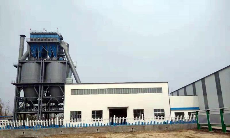 新泰煤粉磨项目