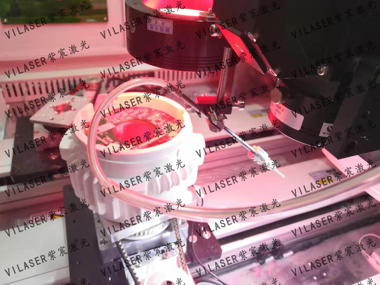 自動激光焊錫機采用進口送焊錫機構