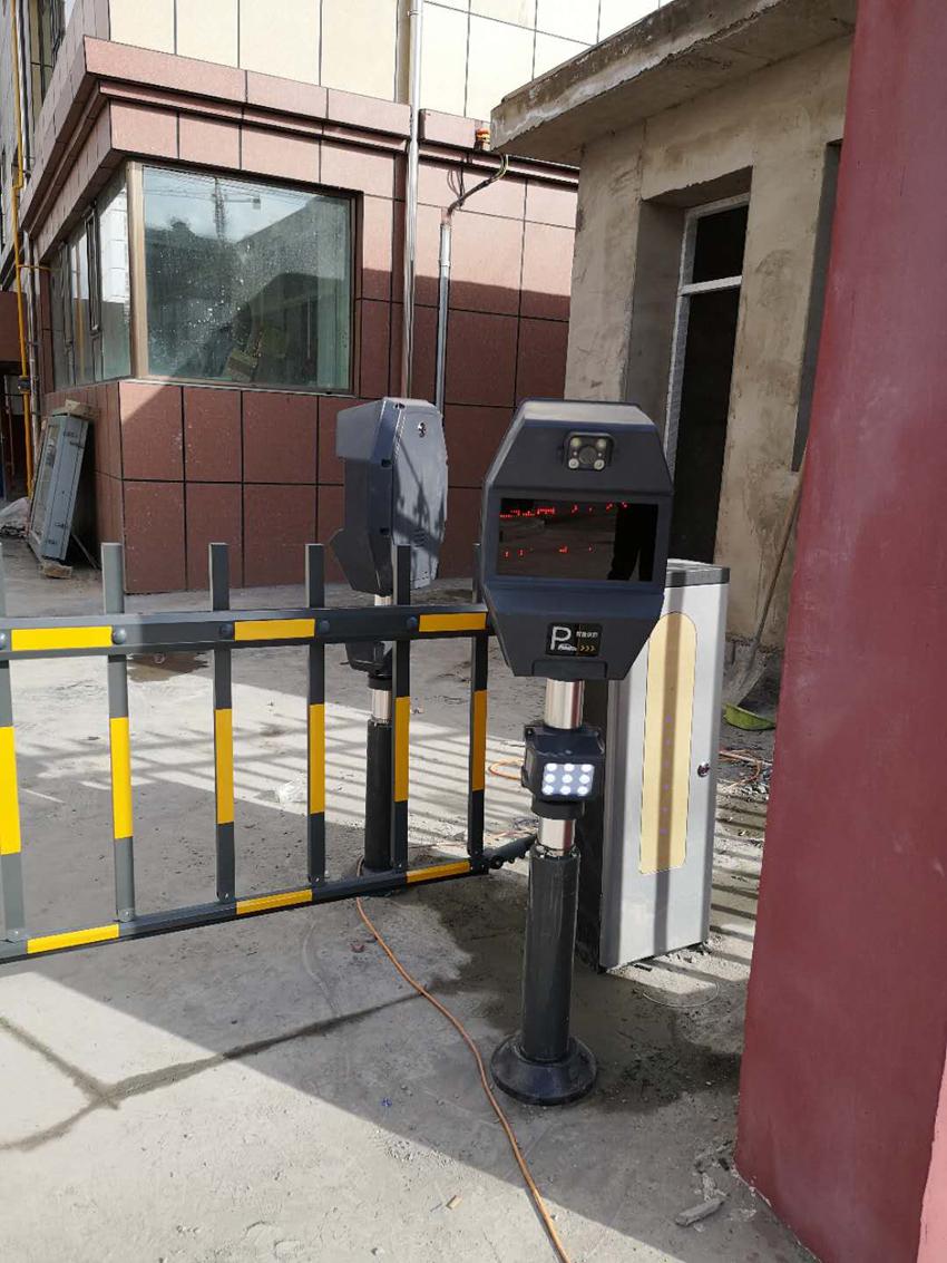 兰州停车场收费系统