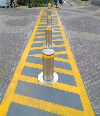 升降柱系统案例