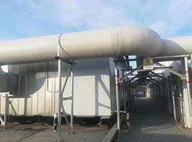 污水处理厂生物滤池的基本构造、功能及处理效果影响因素