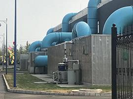 废水处理曝气生物滤池(BAF)