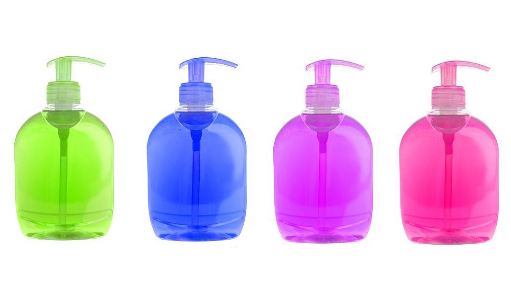 液體洗滌產品攪拌鍋(組合罐)