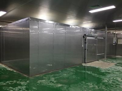 成都食品冷库安装厂家