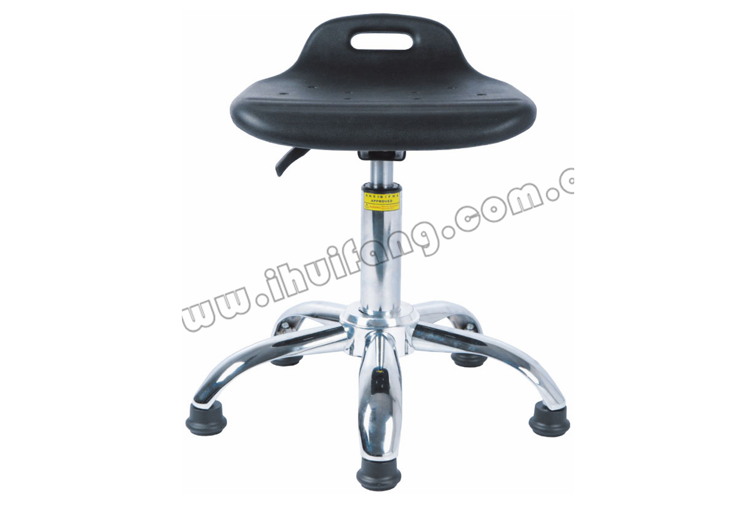 防静电小弯背工作椅HF-Y-04