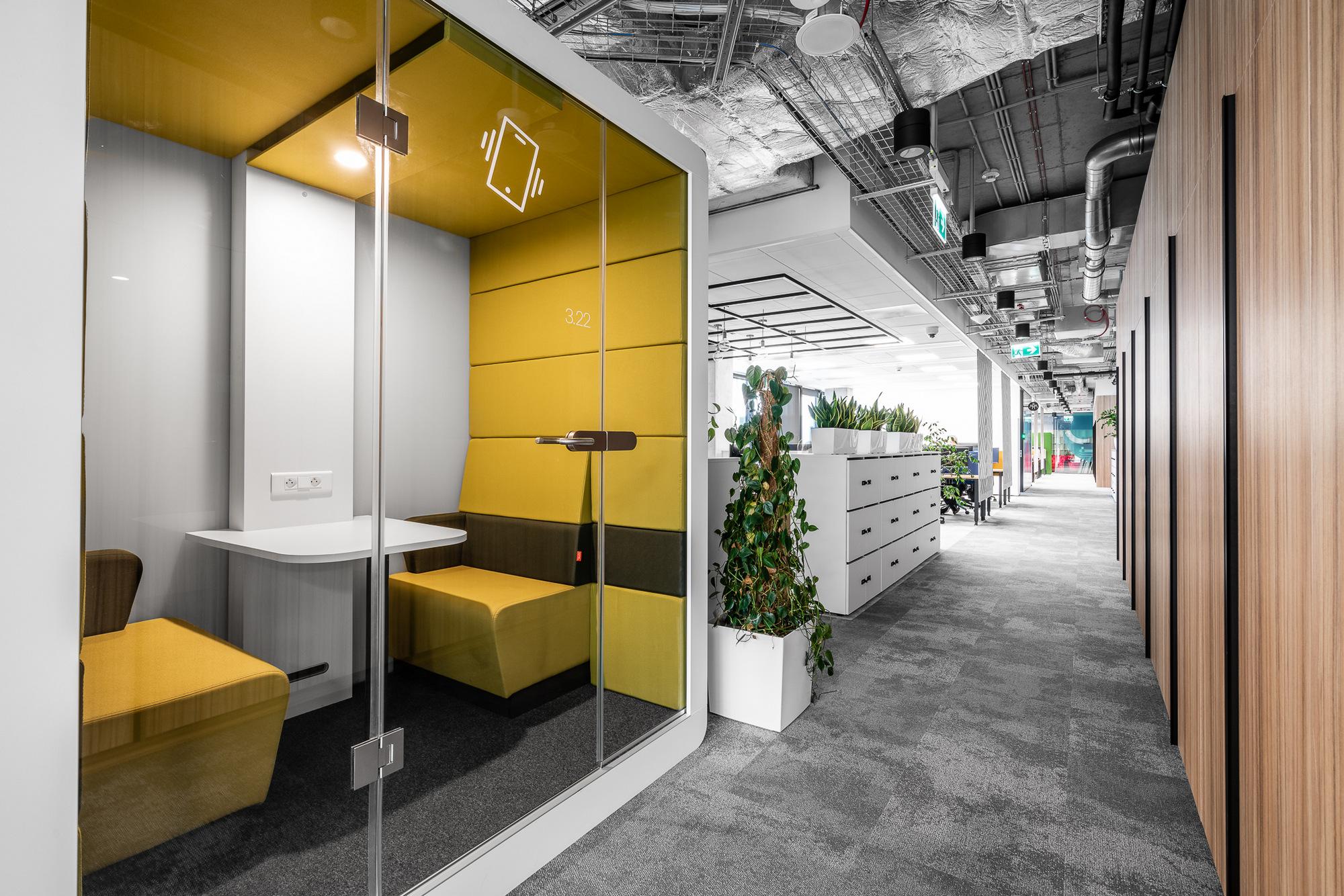 乐活soho办公室如何设计?