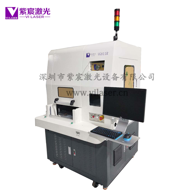 转盘式VG811R锡膏激光焊接机