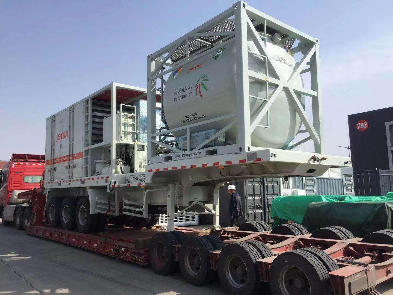 工程设备项目运输