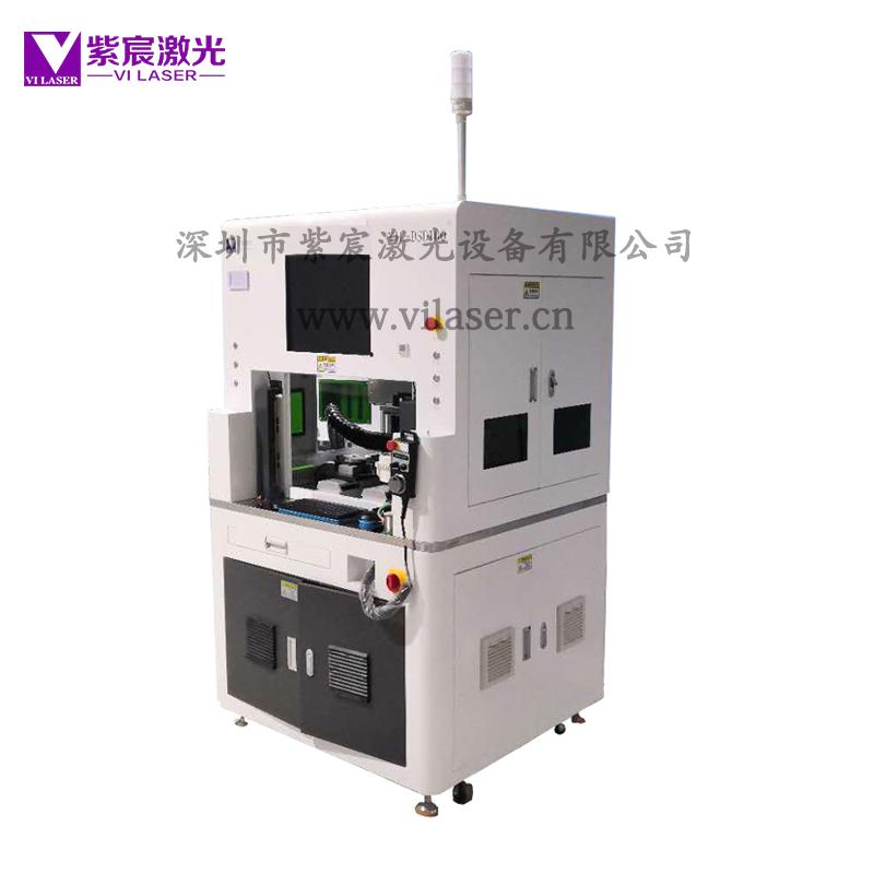 高精型VS610D锡丝激光焊接机