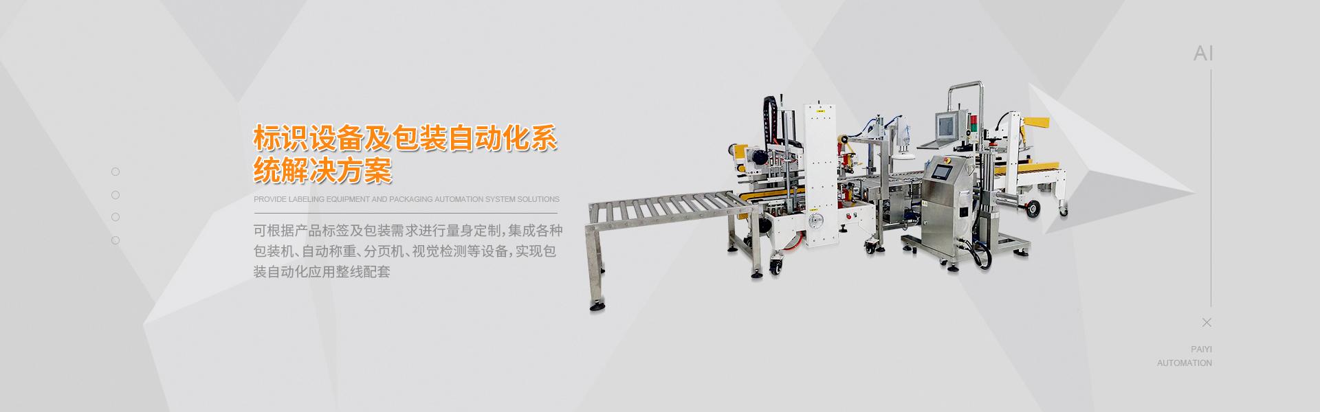上海派易自动化科技有限公司
