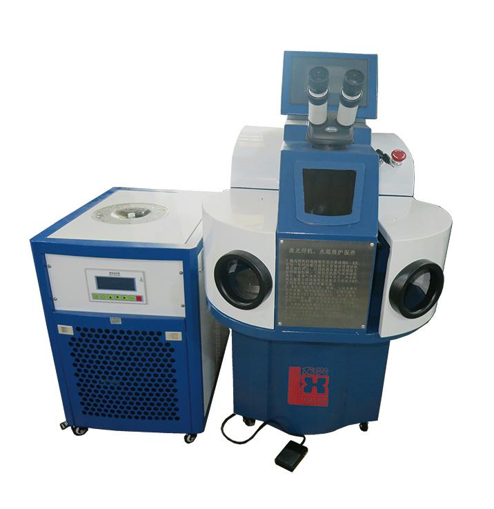 LX965 激光焊接机(脚踩)