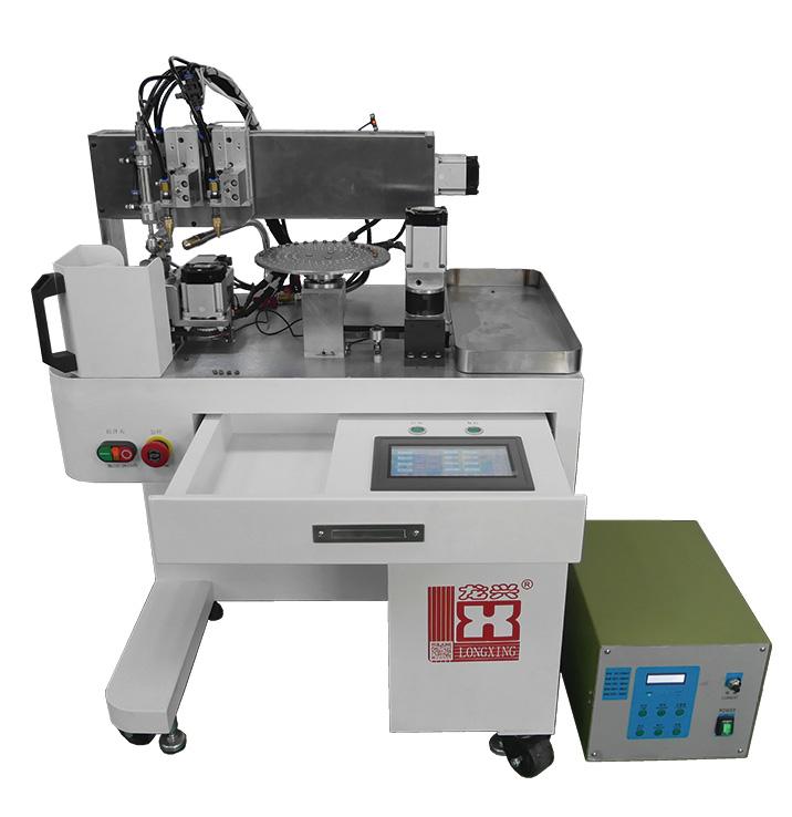 LX569自动仿形碰焊机