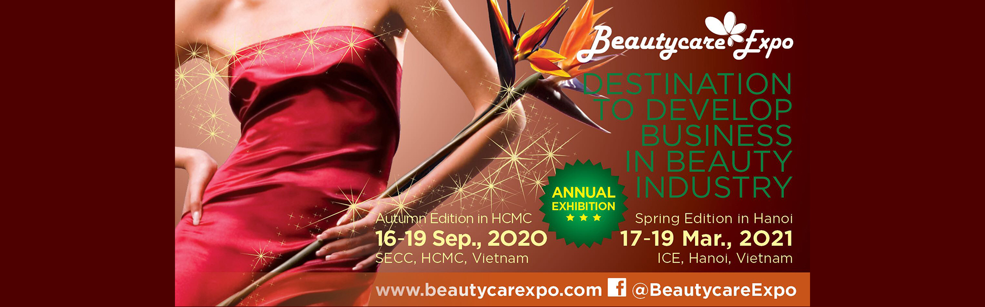 2021 Beauty Care Expo