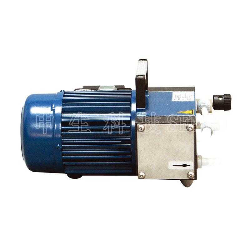 化学隔膜泵 MPC101Z